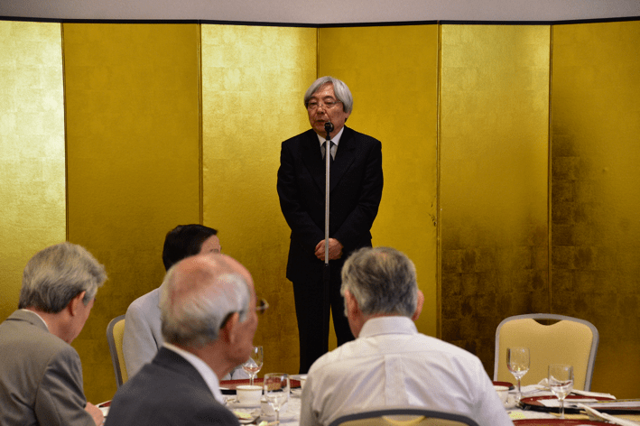 令和元年度 名誉教授懇談会を開催いたしました。